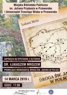 """""""Droga św. Jakuba w Polsce"""""""